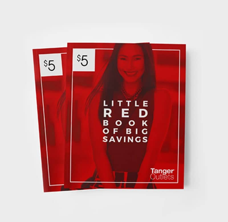 Little red book of big savings