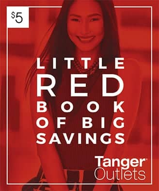 Tanger outlets deals coupon book tangerclub members enjoy unlimited coupon book access login below fandeluxe Image collections