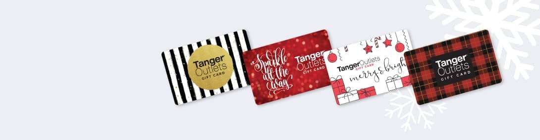 HOLIDAY CLASSIC GIFT CARDS
