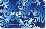 Gift Card - Blue Snowflake