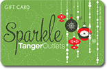 Gift Card - Green Sparkle