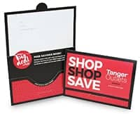 Shop Shop Save Envelope