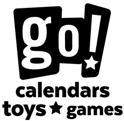 Go! Calendars, Games and Toys Logo