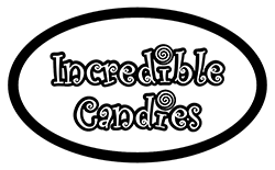 Incredible Candies & Gifts Logo