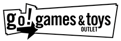 Go! Game & Toy Outlet Logo