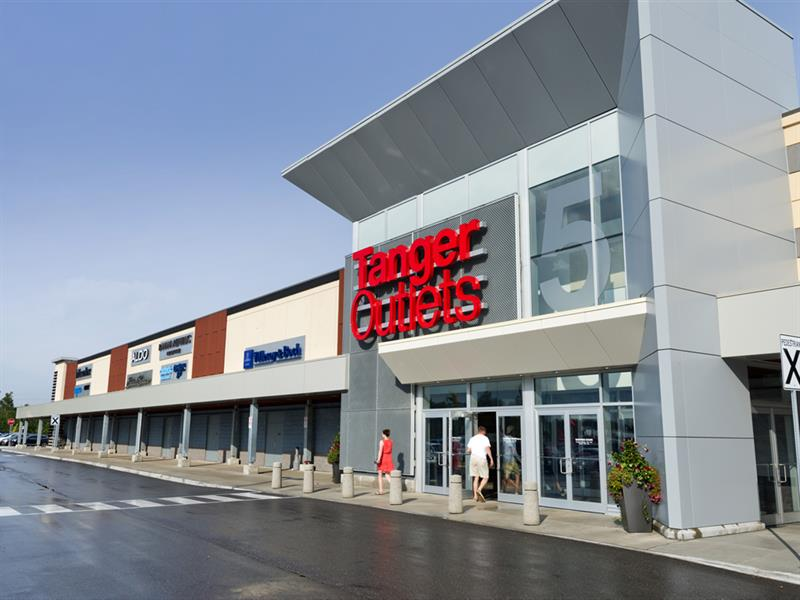 Tanger Outlets | Cookstown, ON | Stores