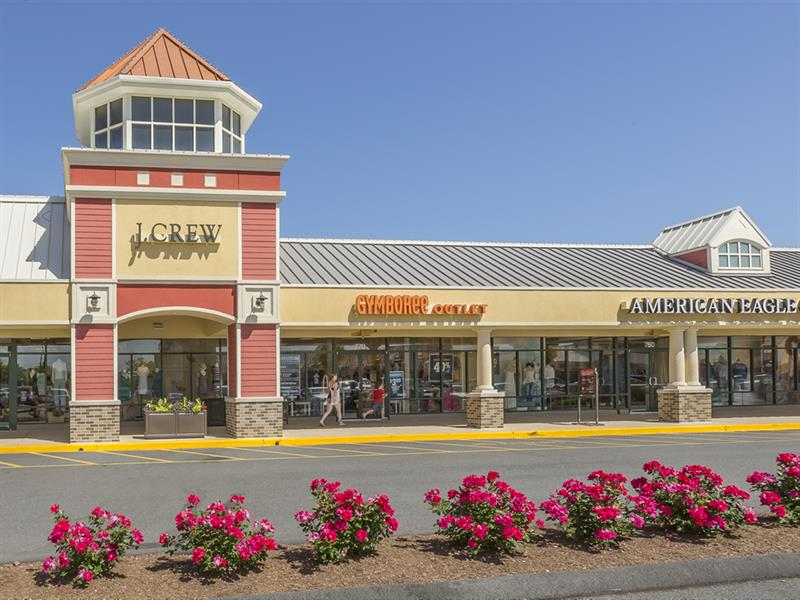 reviews of Tanger Outlets National Harbor