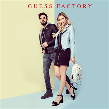 GUESS Factory Store Art