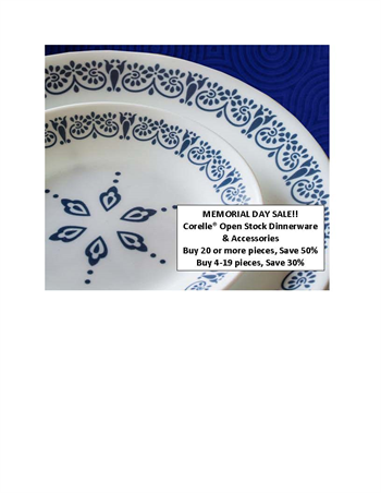 Corningware Corelle & More Art