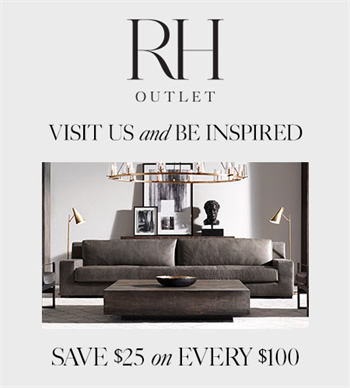 Restoration Hardware Art