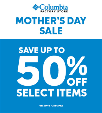 5796b819e78 Save Up to 50% Select Items - Tanger Outlets