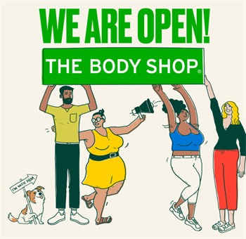 The Body Shop Art