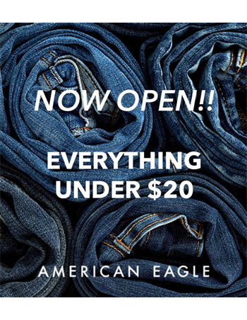 American Eagle Clearance Art
