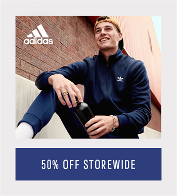 leninismo Validación álbum  Don't Miss Out on 50% off Storewide! - Tanger Outlets | Deals | Adidas