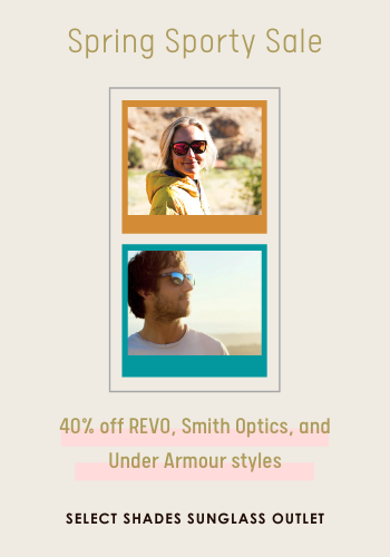 Select Shades Sunglass Outlet Art