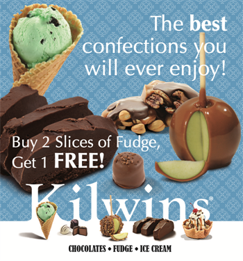 Kilwin's Chocolate & Ice Cream Art