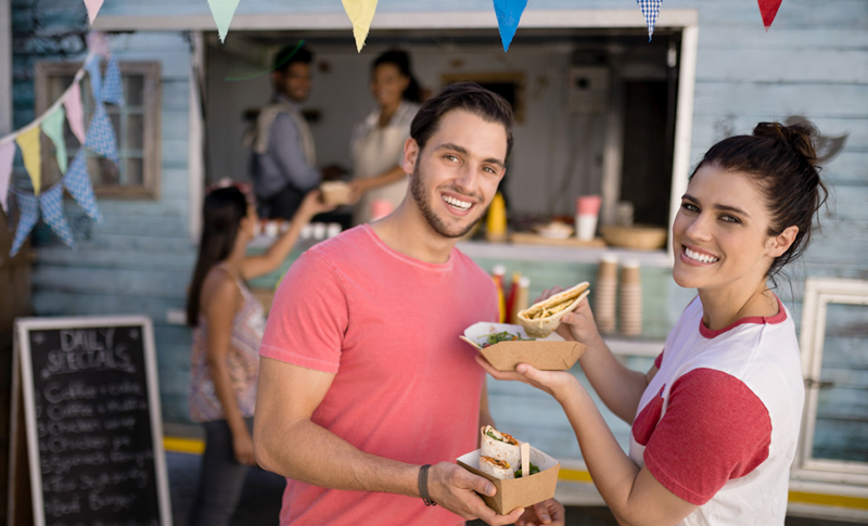 Food Trucks and Fashion Festival - Sept 1st