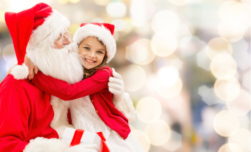 Santa is Coming to Tanger Outlets Cookstown!