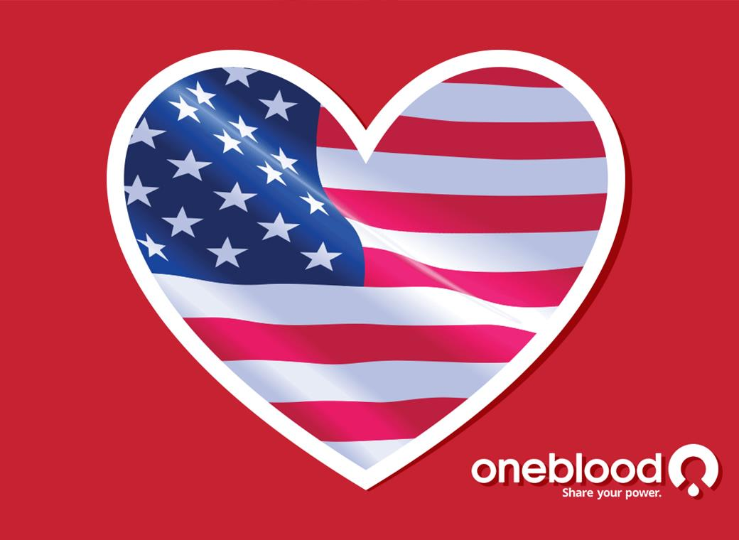 OneBlood Mobile Blood Drive